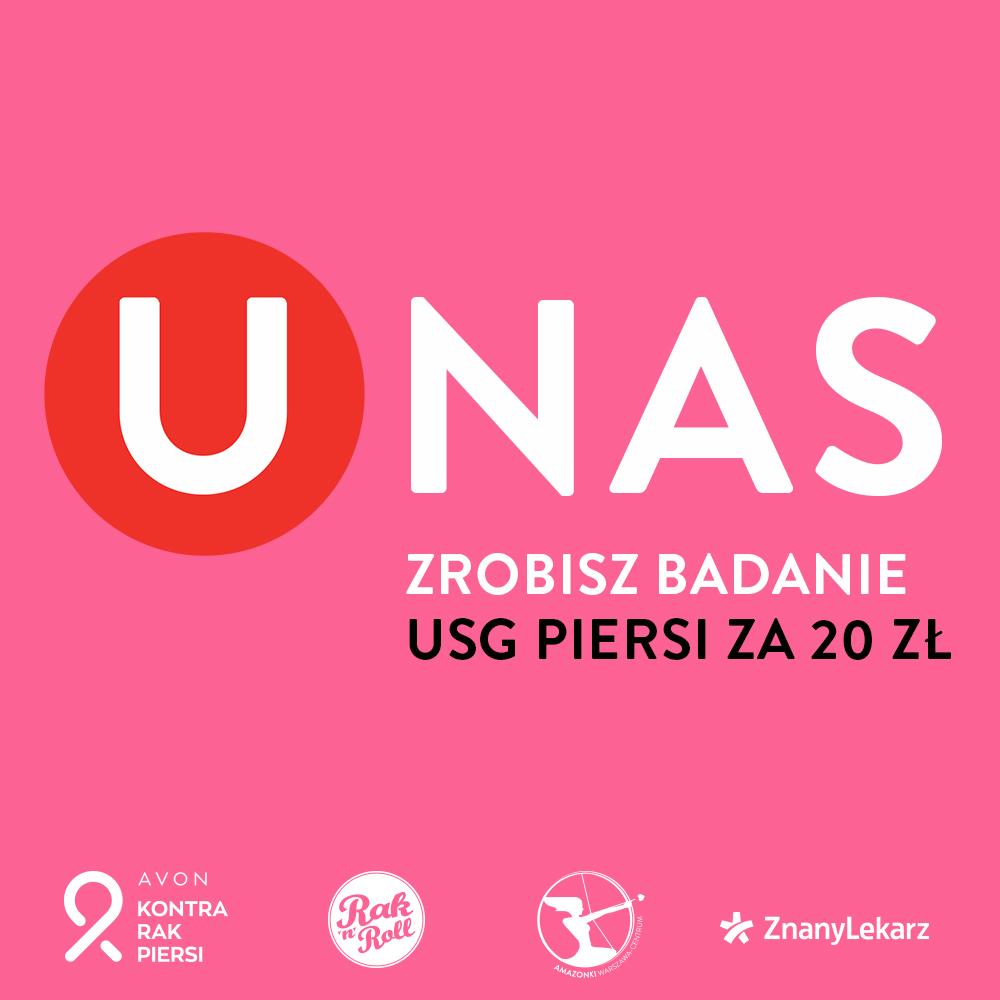 Gabinety z Różową wstążką – profilaktyczne usg piersi – zapisy od 11.10.2019