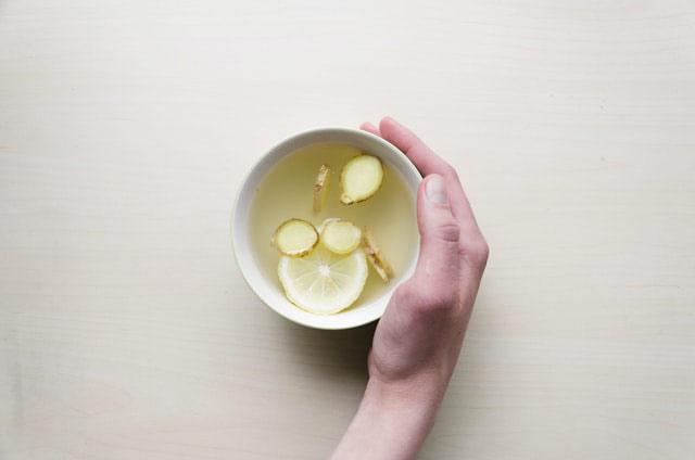 Herbata imbirowa na mdłości ciążowe